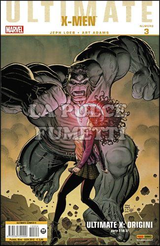ULTIMATE COMICS #     9 - ULTIMATE X-MEN 3 (DI 3)