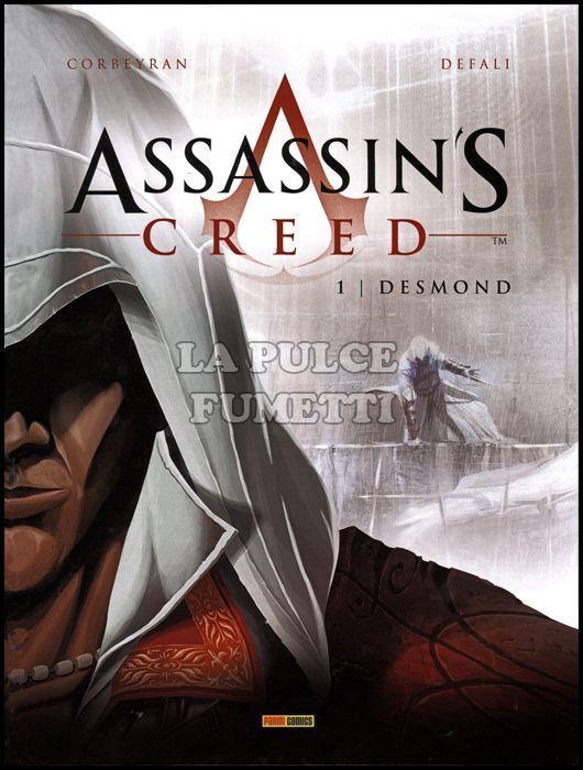 ASSASSIN'S CREED CARTONATO #     1: DESMOND