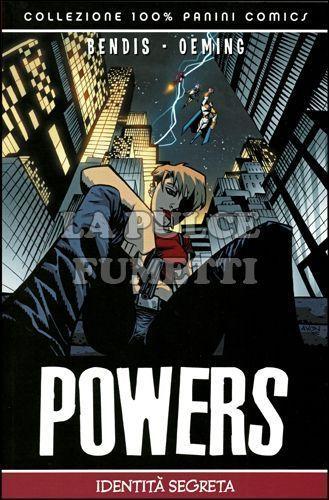 100% PANINI COMICS - POWERS #    11: IDENTITÀ SEGRETA