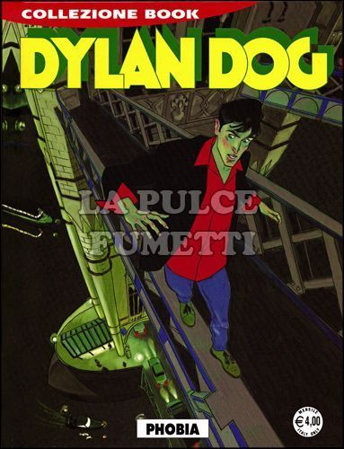 DYLAN DOG COLLEZIONE BOOK #   185: PHOBIA