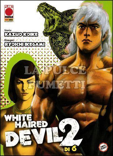 WHITE HAIRED DEVIL #     2