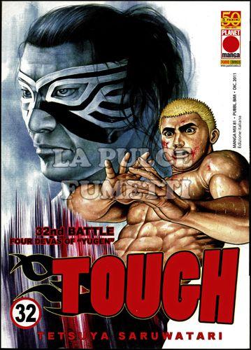MANGA MIX #    81 - TOUGH 32