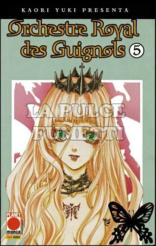 KAORI YUKI PRESENTA #    21 -  5 ORCHESTRE ROYAL DES GUIGNOLS