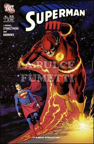 SUPERMAN #    55