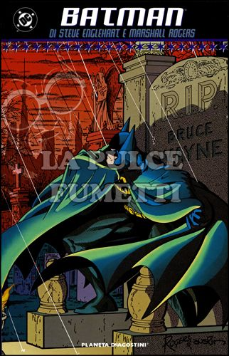 BATMAN - STEVE ENGLEHART E MARSHALL ROGERS - CLASSICI DC