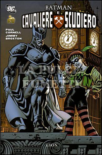 DC MINISERIE #     1 - BATMAN: CAVALIERE E SCUDIERO