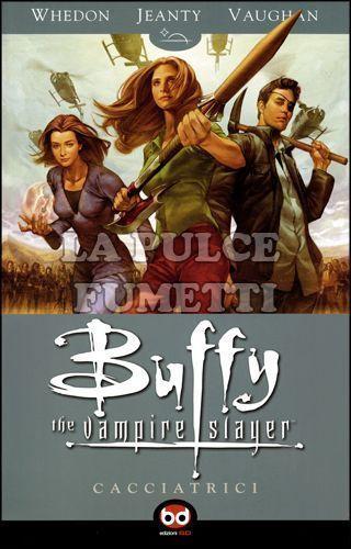 BUFFY STAGIONE  8 #     1 & 2: CACCIATRICI