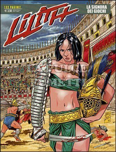 LILITH #     7: LA SIGNORA DEI GIOCHI