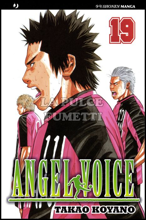 ANGEL VOICE #    19
