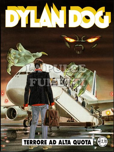 DYLAN DOG ORIGINALE #   304: TERRORE AD ALTA QUOTA