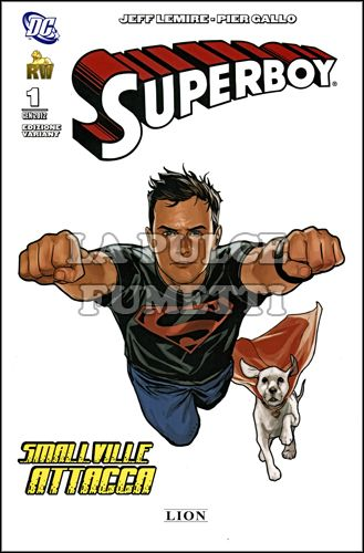 SUPERBOY #     1 - VARIANT