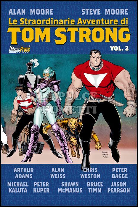 STRAORDINARIE AVVENTURE DI TOM STRONG #     2