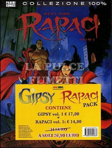 GIPSY + RAPACI PACK