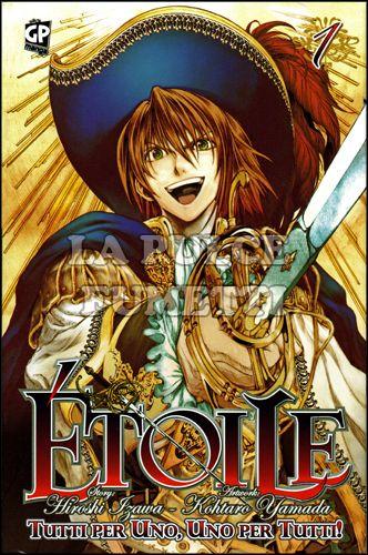 ETOILE #     1