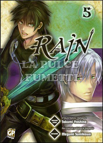 RAIN #     5