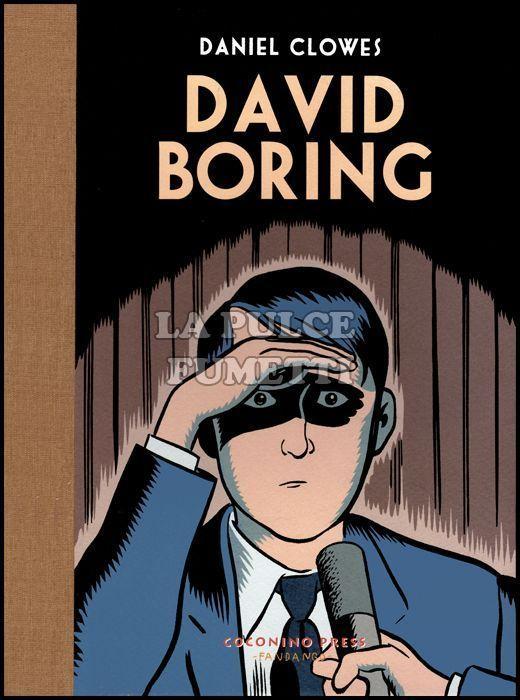 DAVID BORING - NUOVA EDIZIONE