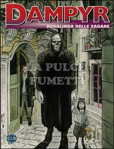 DAMPYR #   141: ROSALINDA DELLE ZAGARE