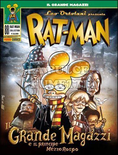 RAT-MAN COLLECTION #    88: IL GRANDE MAGAZZI