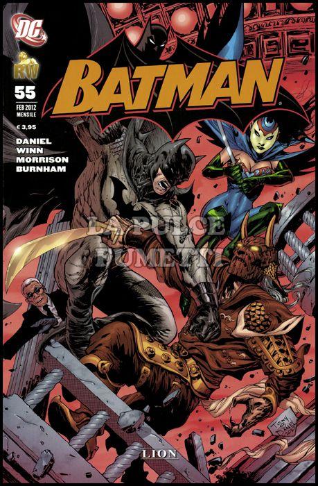 BATMAN #    55