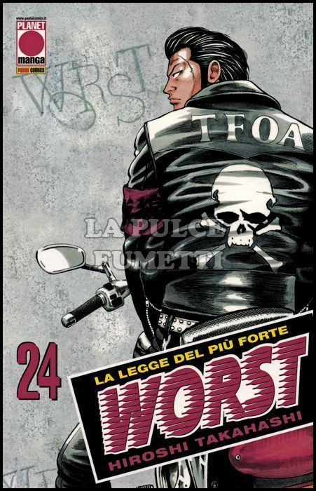 WORST #    24