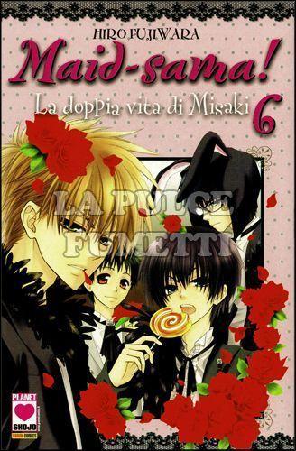 MANGA KISS #    12 - MAID-SAMA! 6 - LA DOPPIA VITA DI MISAKI