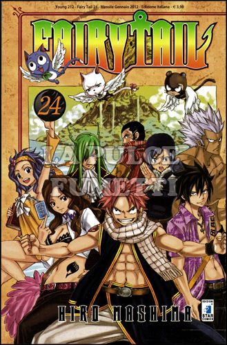 YOUNG #   212 - FAIRY TAIL 24