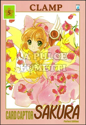 FAN #   150 - CARD CAPTOR SAKURA PERFECT EDITION 5