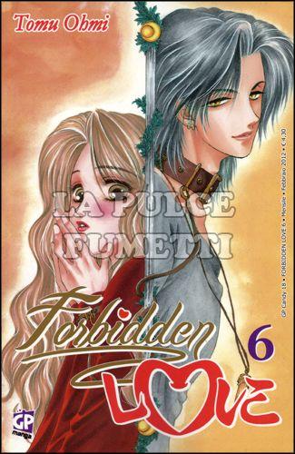 GP CANDY #    18 - FORBIDDEN LOVE 6