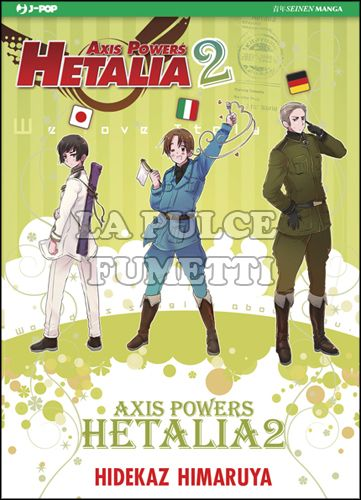 HETALIA AXIS POWERS #     2