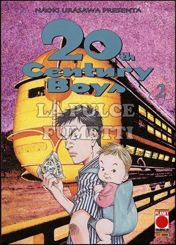 20TH CENTURY BOYS #     2 - 3A RISTAMPA