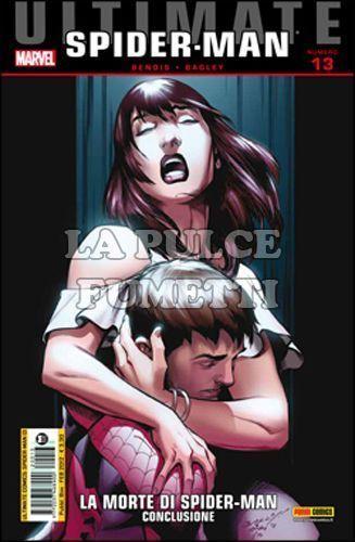 ULTIMATE COMICS SPIDER-MAN #    13 - LA MORTE DI SPIDER-MAN 3 (DI 3)