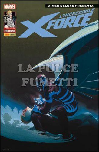 X-MEN DELUXE PRESENTA #   203 - X-FORCE: ANGELO NERO 1 (DI 2)