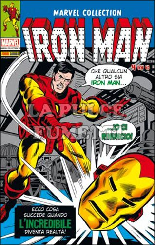 MARVEL COLLECTION #    20 - IRON MAN 4