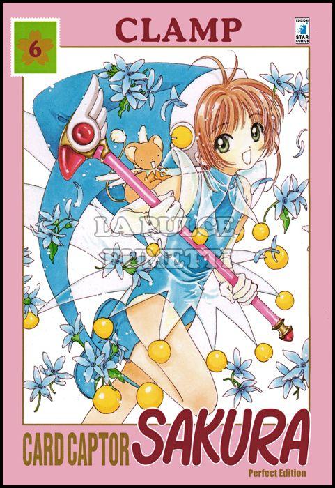 FAN #   151 - CARD CAPTOR SAKURA PERFECT EDITION 6