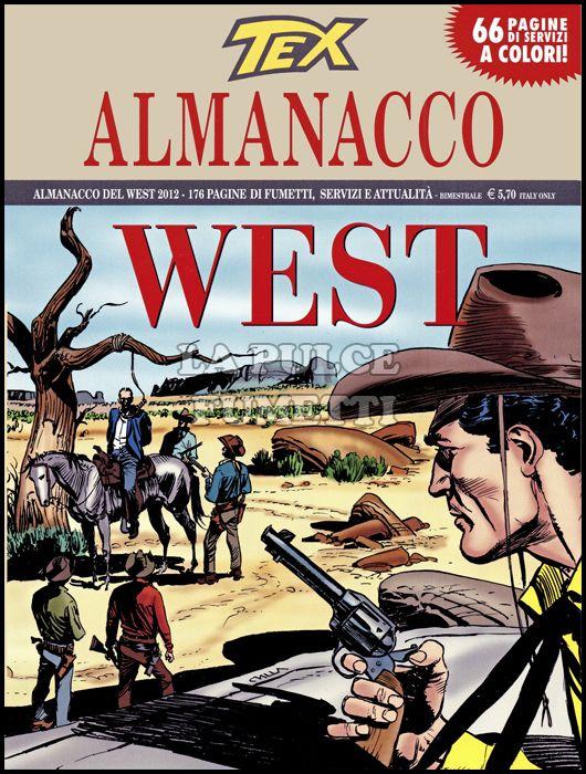 ALMANACCO DEL WEST 2012: IL CIARLATANO