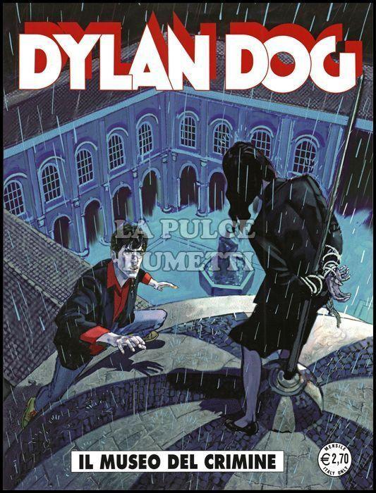 DYLAN DOG ORIGINALE #   305: IL MUSEO DEL CRIMINE