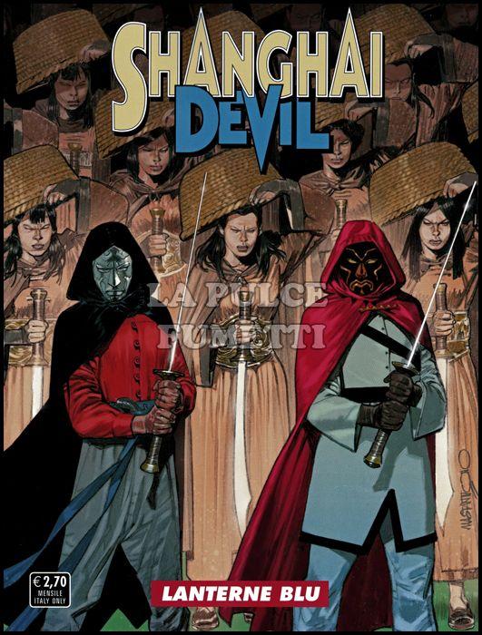 SHANGHAI DEVIL #     5: LANTERNE BLU