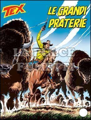 TEX GIGANTE #   491: LE GRANDI PRATERIE