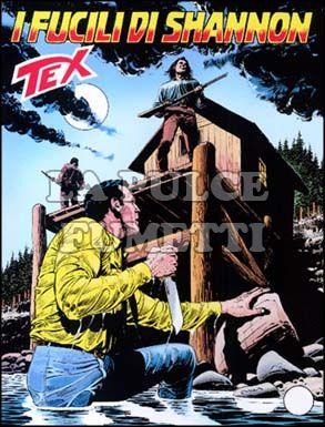 TEX GIGANTE #   514: I FUCILI DI SHANNON