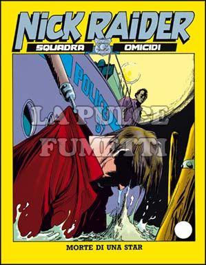 NICK RAIDER #    10: MORTE DI UNA STAR