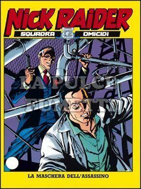 NICK RAIDER #    28: LA MASCHERA DELL'ASSASSINO