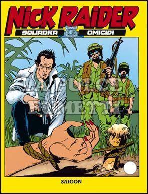 NICK RAIDER #    33: SAIGON