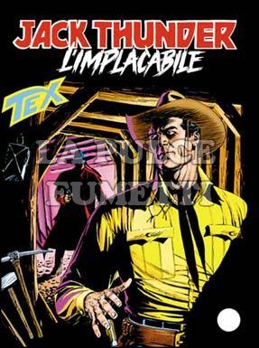 TEX GIGANTE #   465: JACK THUNDER L'IMPLACABILE