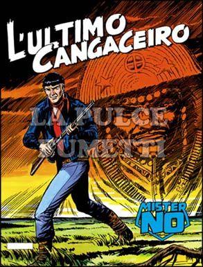 MISTER NO #     3: L'ULTIMO CANGACEIRO