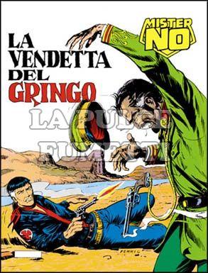 MISTER NO #     5: LA VENDETTA DEL GRINGO