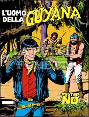 MISTER NO #     6: L'UOMO DELLA GUYANA