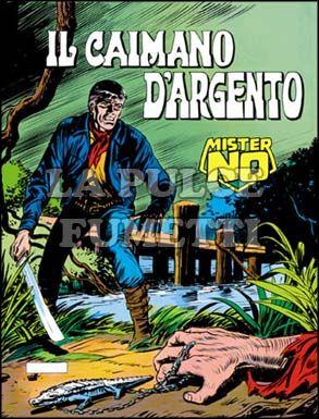 MISTER NO #     8: IL CAIMANO D'ARGENTO