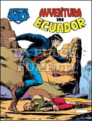 MISTER NO #    11: AVVENTURA IN ECUADOR