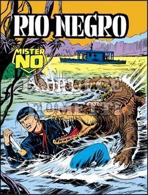 MISTER NO #    13: RIO NEGRO