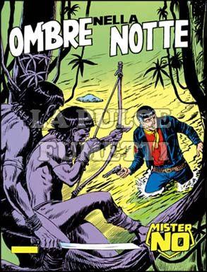 MISTER NO #    14: OMBRE NELLA NOTTE